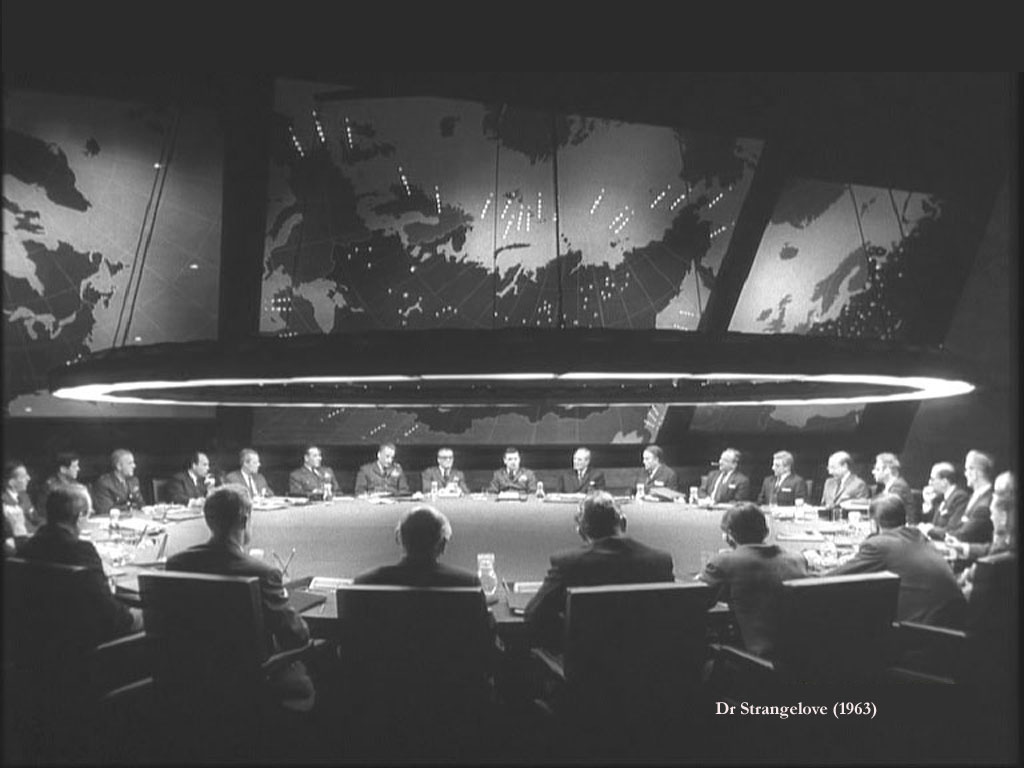 The Boardroom as War Room