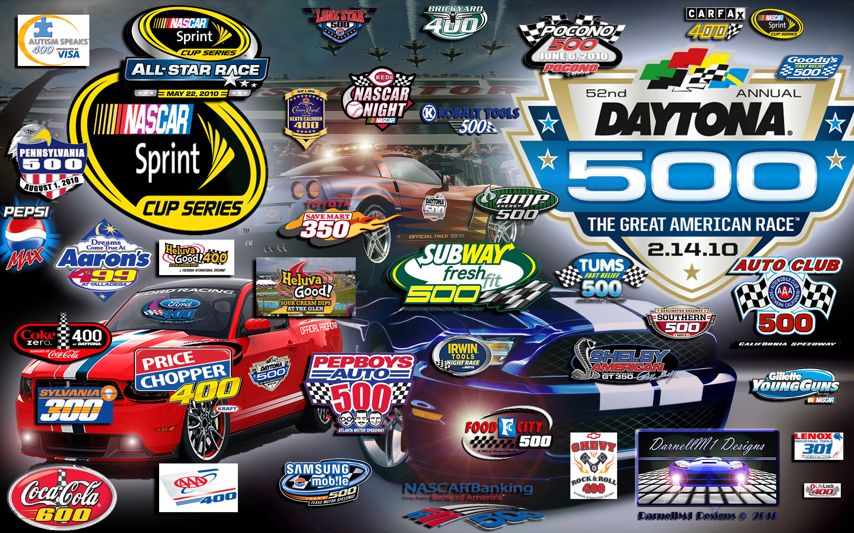 NASCAR is a Sponsorship Master - Pitcher Group