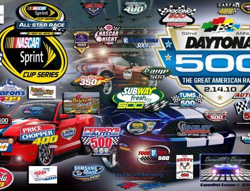 NASCAR is a Sponsorship Master